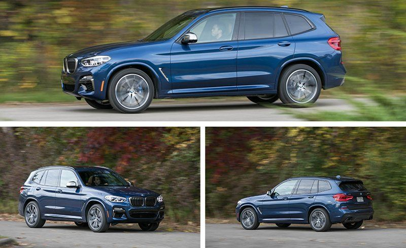 2018 BMW X3 M40i Test | Review | Car and Driver