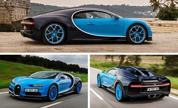 2019 Bugatti Chiron Reviews Bugatti Chiron Price Photos And
