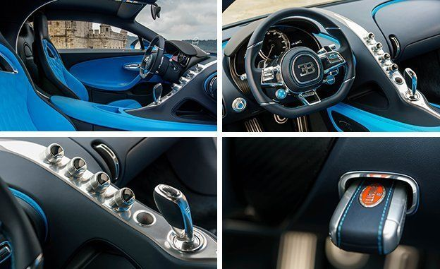 2018 Bugatti Chiron Reviews Bugatti Chiron Price Photos And