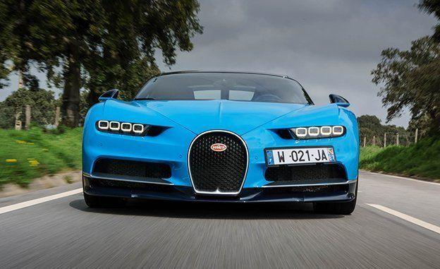 2018 Bugatti Chiron Reviews Bugatti Chiron Price Photos And