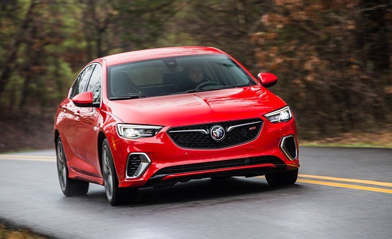 Buick Regal Gs Reviews Buick Regal Gs Price Photos And Specs