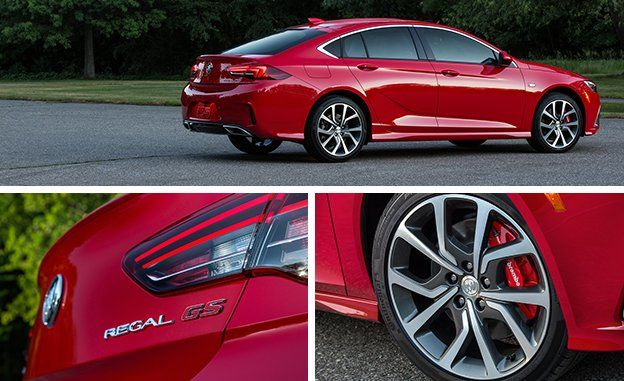 Allwheel Drive Is Standard On The Regal Gs It's Same Gkn Twinclutch System With Torque Vectoring That's Optional Sportback: Buick Regal Turbo Exhaust At Woreks.co