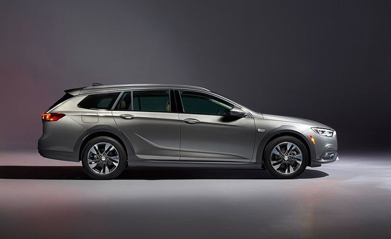 Recommended: 2018 Buick Regal TourX AWD lease $429
