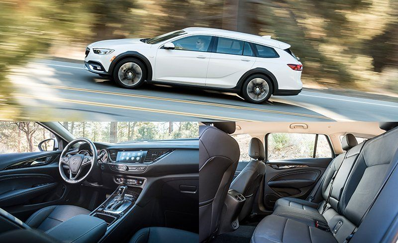 2018 Buick Regal Tourx Test Review Car And Driver