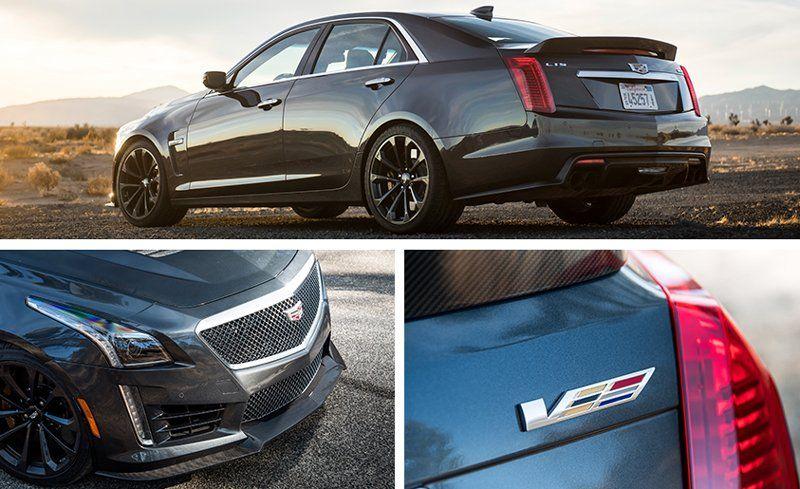 2019 Cadillac Cts V Reviews Cadillac Cts V Price Photos And