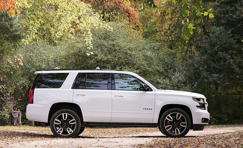 2018 Chevrolet Tahoe Rst 62l 4wd Test Review Car And Driver