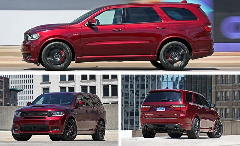 2018 srt durango best new cars for 2018. Black Bedroom Furniture Sets. Home Design Ideas