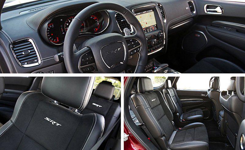 Dodge Durango Srt Reviews Price Photos And Specs Car Driver