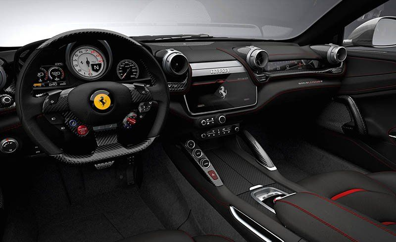 2018 Ferrari Gtc4 Lusso T First Drive Review Car And Driver
