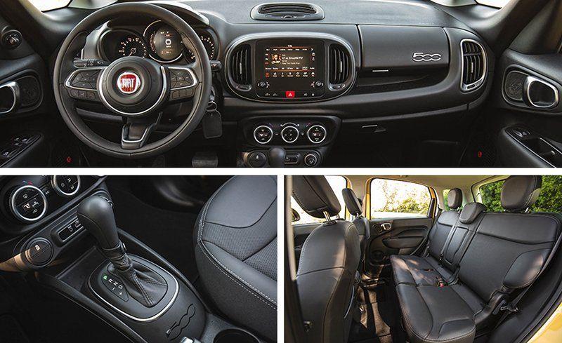 2019 Fiat 500l Reviews Price Photos And Specs Car Driver