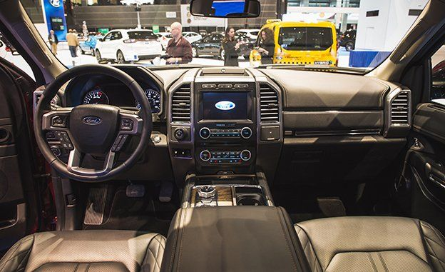 2018 Ford Expedition Photos And Info News Car Driver