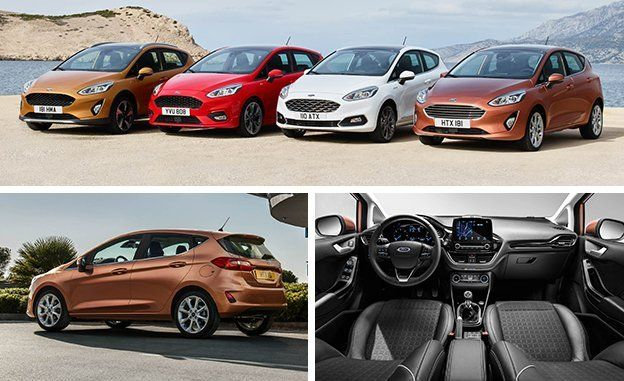 2018 Ford Fiesta Official Photos And Info News Car And Driver