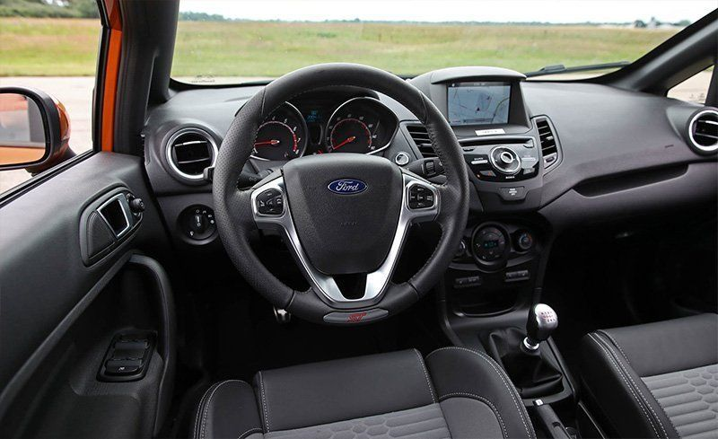 Marvelous Interior Space Comparisons. The Fiesta ST ...