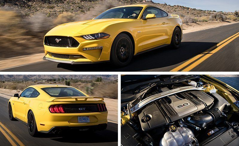 2018 ford mustang gt manual test review car and driver rh caranddriver com ford gt made in canada ford gt manual transmission