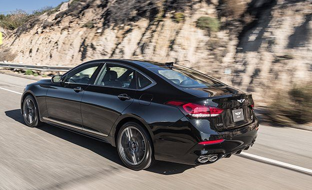 Worksheet. 2018 Genesis G80 Sport First Drive  Review  Car and Driver