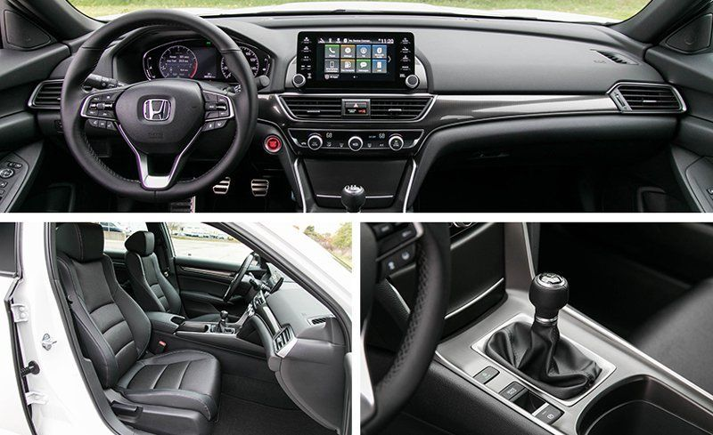 Honda accord 2018 manual for 2018 honda accord manual transmission