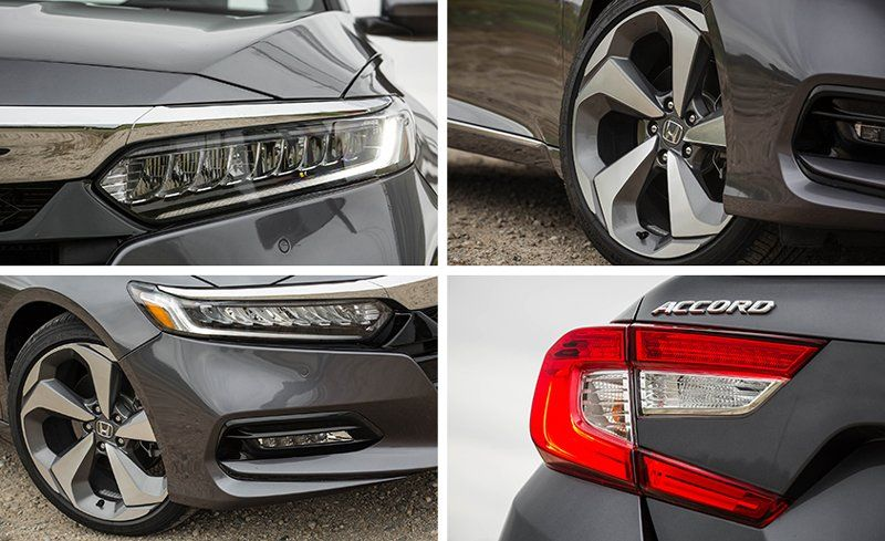 2018 Honda Accord 20T Automatic Test  Review  Car and Driver