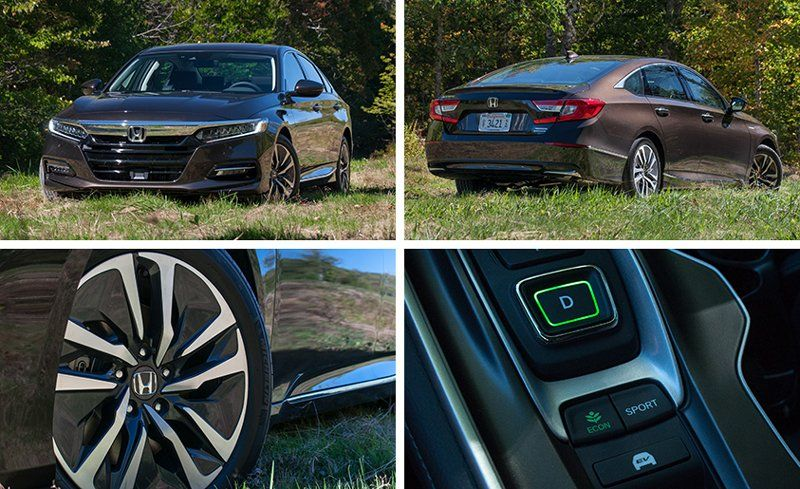 View 30 Photos Like The Previous Accord Hybrid