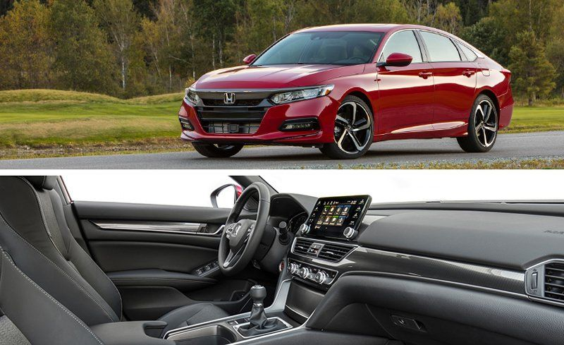 2018 Honda Accord First Drive Review Car And Driver