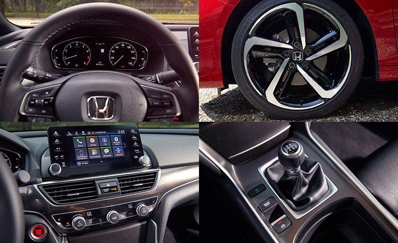 Honda Accord Sport >> 2018 Honda Accord Sport 2 0t Manual Test Review Car And Driver