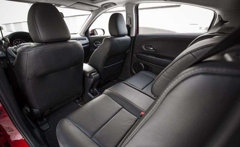 2018 honda hr v interior review car and driver