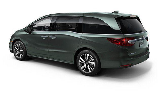 New Honda Odyssey >> 2018 Honda Odyssey Photos And Info News Car And Driver