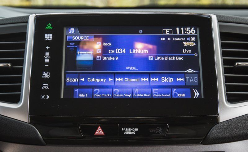 2018 Honda Pilot Hondalink Infotainment Review Car And Driverrhcaranddriver: Honda Pilot Radio At Gmaili.net