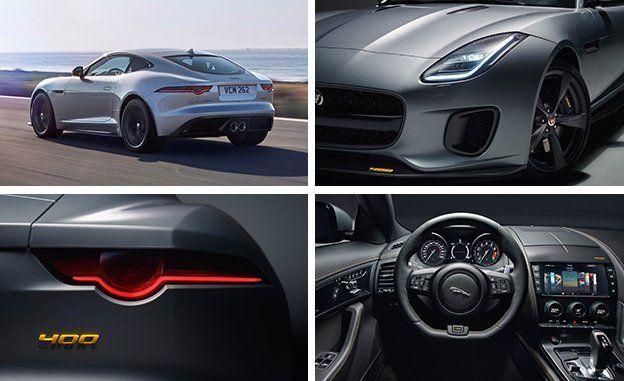 2018 Jaguar F Type >> 2018 Jaguar F Type Photos And Info News Car And Driver