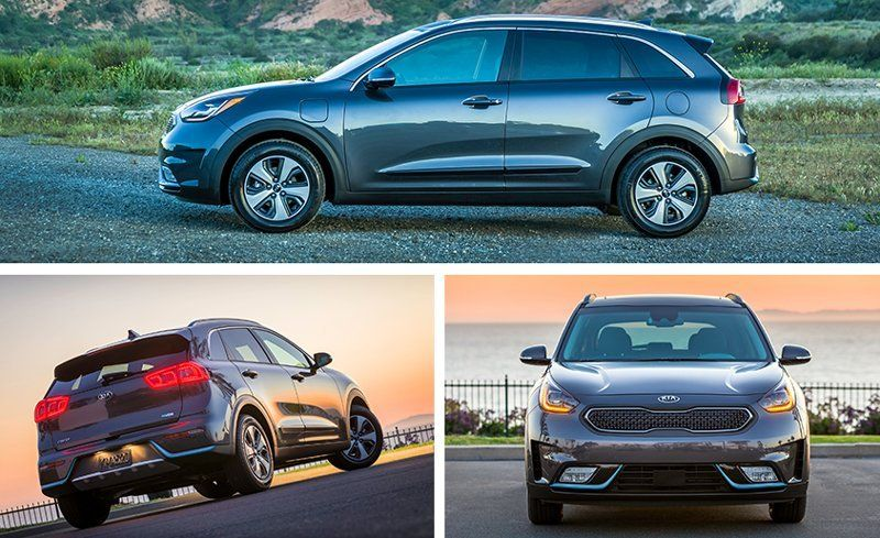 As In The Niro Hybrid An Atkinson Cycle 1 6 Liter Inline Four Achieves A Claimed 40 Percent Thermal Efficiency It S Connected To Six Sd Dual Clutch