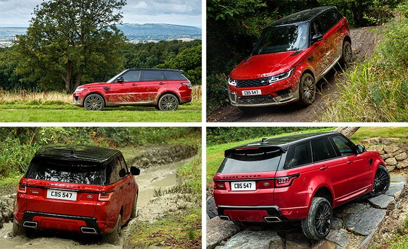 2019 Land Rover Range Sport Reviews Price Photos And Specs Car Driver