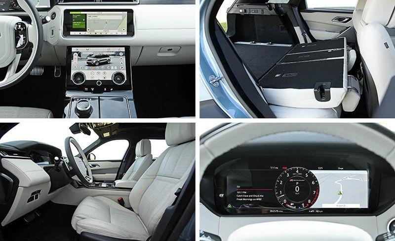 2020 Land Rover Range Rover Velar Reviews Land Rover Range Rover