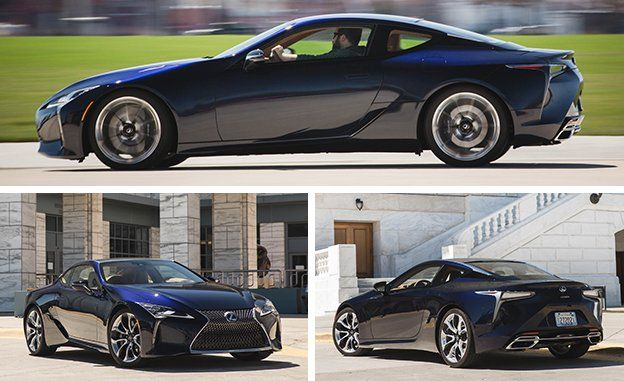 2018 Lexus Lc500 Test Review Car And Driver