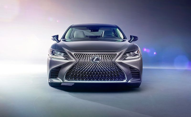 2018 Lexus LS500 Dissected | Feature | Car and Driver