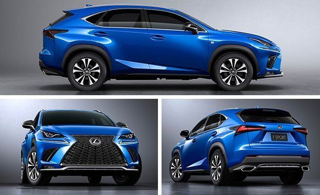 If You Didn T Like The Nx S Polarizing Face Before Probably Won Its New One Which Keeps Large Spindle Grille And Sharply Creased
