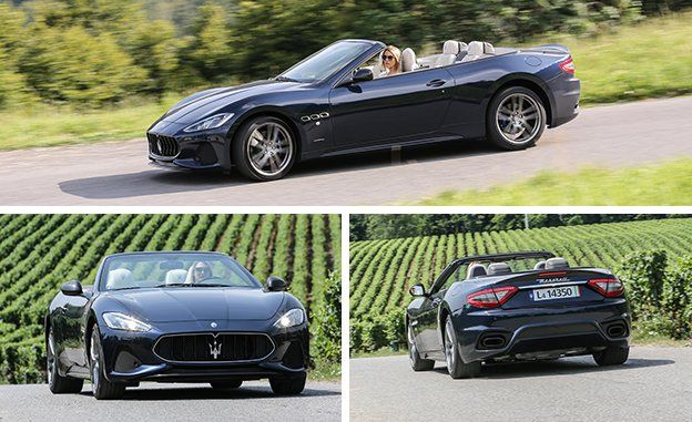 Maserati Granturismo Reviews Price Photos And Specs Car Driver