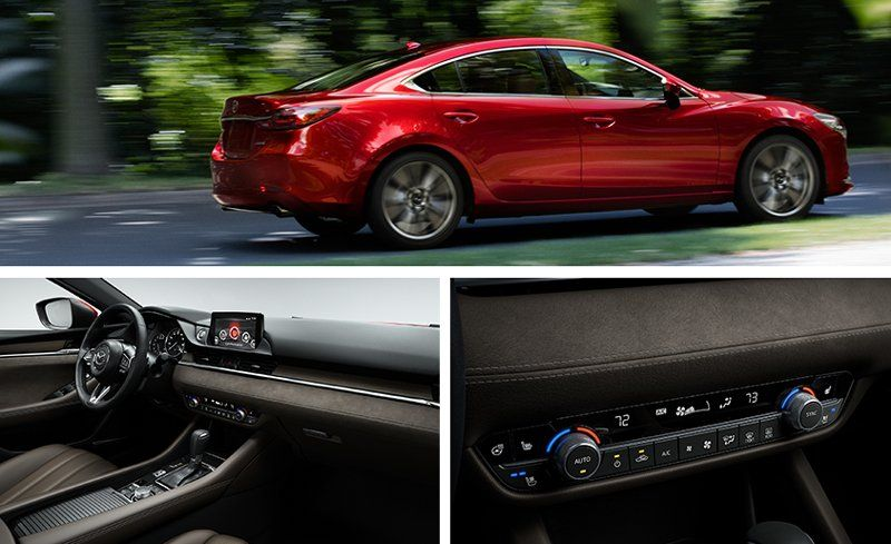 Nuevo Mazda 6 2018 >> 2018 Mazda 6 Photos And Info News Car And Driver