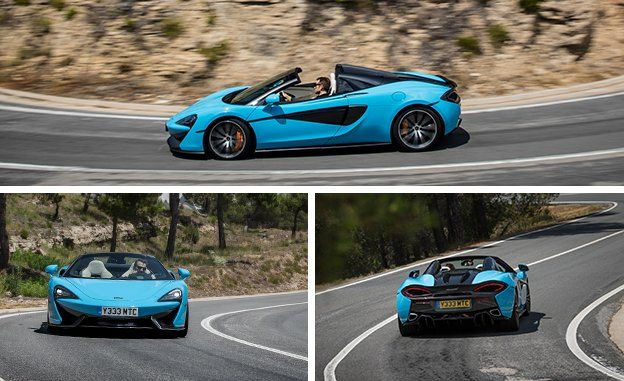 2018 McLaren 570S Spider First Drive | Review | Car and Driver