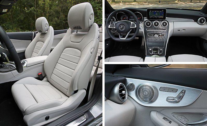 Mercedes Benz C Cl Reviews Price Photos And Specs Car Driver