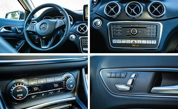 2019 Mercedes Benz Gla Cl Reviews Price Photos And Specs Car Driver