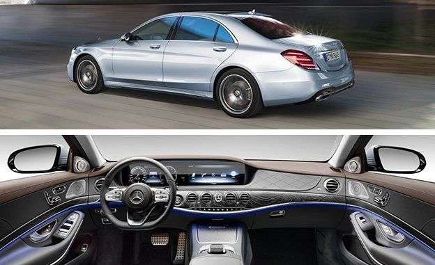2018 Mercedes Benz S Class Sedan Lineup Detailed From Top To