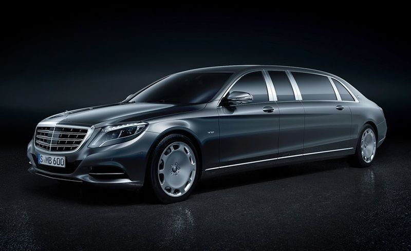 2018 Mercedes-Maybach Pullman: 25 Cars Worth Waiting For | Feature