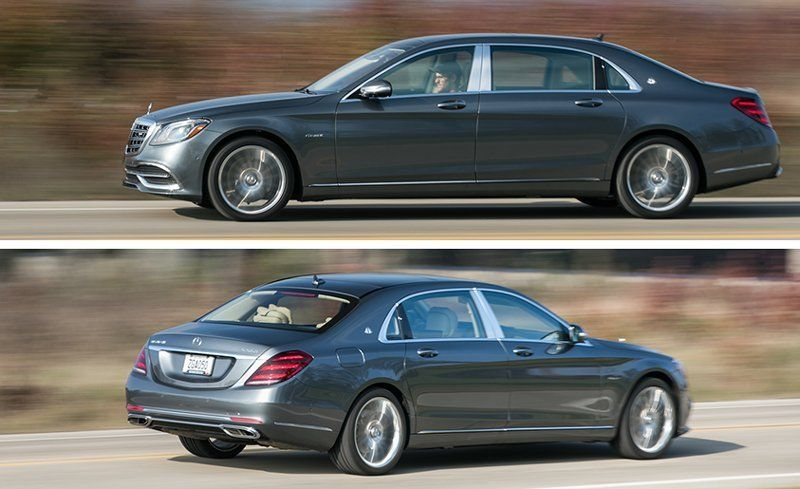 Mercedes-Maybach S560 / S650 Reviews | Mercedes-Maybach S560 / S650 ...
