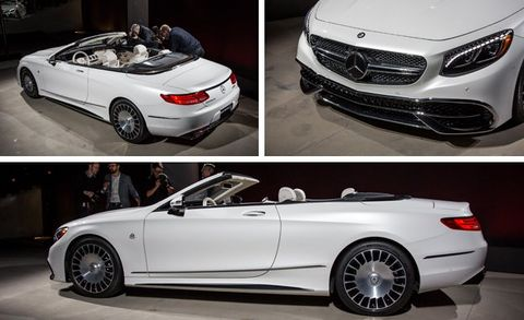 mercedes-maybach s650 cabriolet photos and info – news &#8211