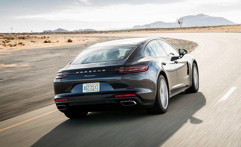 2020 Porsche Panamera Reviews Price Photos And Specs Car Driver