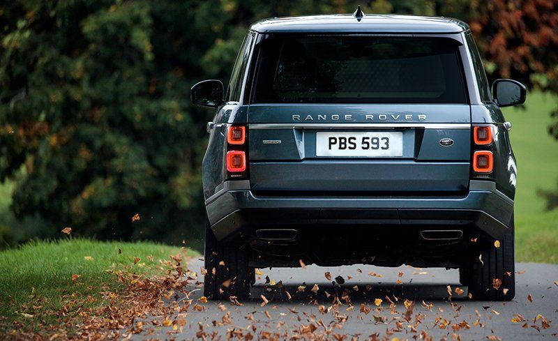 Squint Pinch And Zoom To Tell The Difference Inside Range Rover