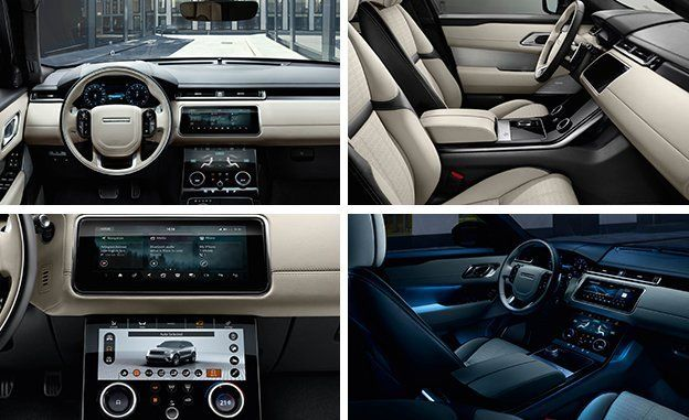 2018 Range Rover Velar Official Photos And Info