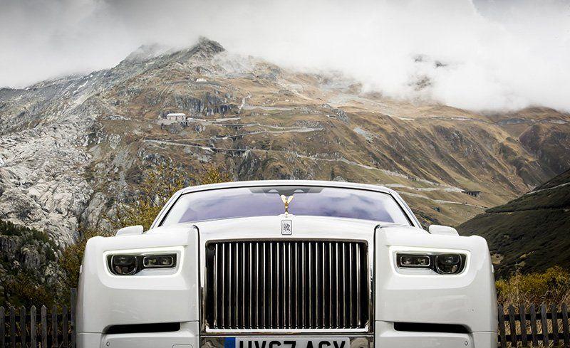 2018 Rolls Royce Phantom Reviews Price Photos And Specs Car Driver