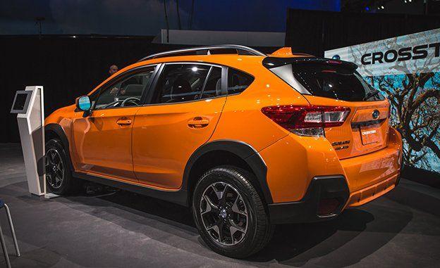 2018 Subaru Crosstrek Photos And Info News Car And Driver