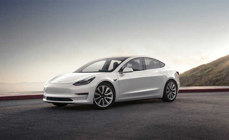 2018 Tesla Model 3 Everything We Know Feature Car And Driver
