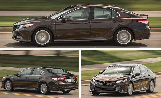 Toyota Camry Reviews  Toyota Camry Price Photos and Specs  Car